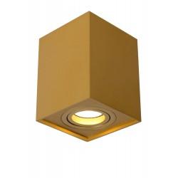 Lucide TUBE Reflektor Sufitowy Złoty Matowy/Mosiądz 1xGU10 Styl Nowoczesny 22953/01/02