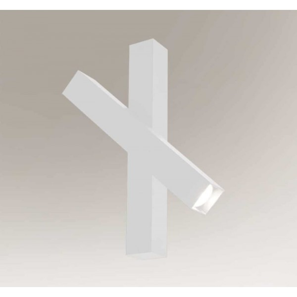 Shilo MITSUMA 1xGU10 MR11 biały reflektor 7879
