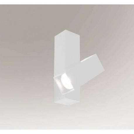 Shilo MITSUMA 1xGU10 MR11 biały reflektor 8001