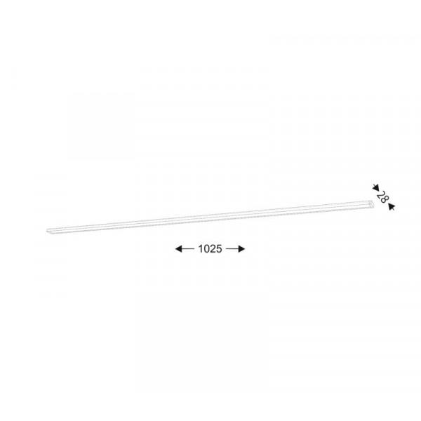 Shilo HANAWA LED 16W 2800lm biały wpuszczana 1949