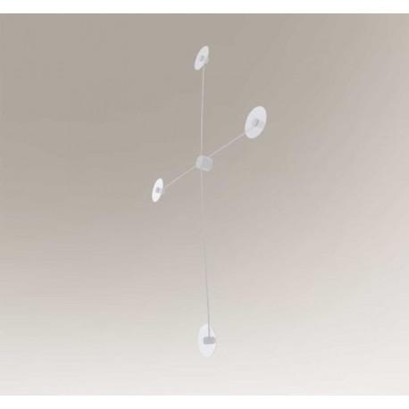 Shilo FURANO 4xLED 6W 600lm biały kinkiet 7815