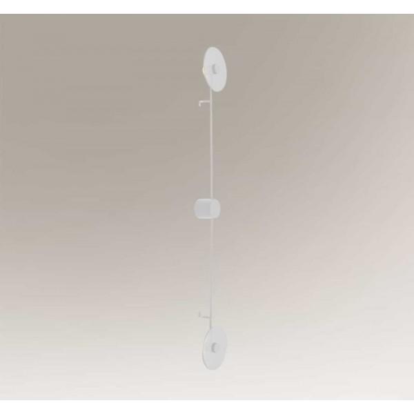 Shilo FURANO 2xLED 6W 600lm biały kinkiet 7817