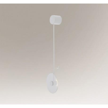 Shilo FURANO LED 6W 600lm biały kinkiet 7821