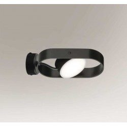 Shilo FUROKU LED 6W 600lm CRI90 czarny kinkiet 7976