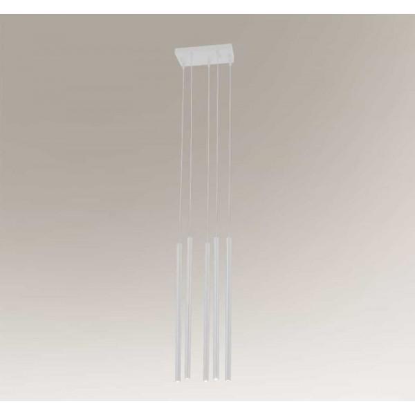 Shilo KOSAME 5xG9 biały wisząca 7849