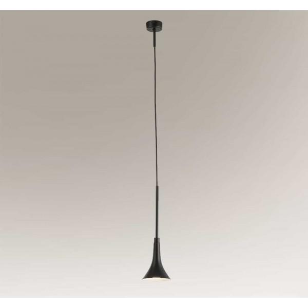 Shilo KANZAKI LED 4,5W 450lm czarny wisząca 7940