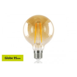 Integral E27 LED Sunset Vintage Globe 95mm 2.5W (40W) 1800K 170lm Non-Dimmable 43-72-08