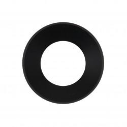 MAXlight BLACK PIERŚCIEŃ OZDOBNY do OPRAWY WPUSTOWEJ GALEXO LED CZARNY RH0106/H0107 BLACK
