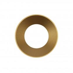 MAXlight GOLD PIERŚCIEŃ OZDOBNY do OPRAWY WPUSTOWEJ GALEXO LED ZŁOTY RH0106/H0107 GOLD
