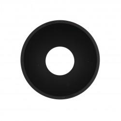 MAXlight BLACK PIERŚCIEŃ OZDOBNY do OPRAWY WPUSTOWEJ PAXO LED CZARNY RH0108 BLACK