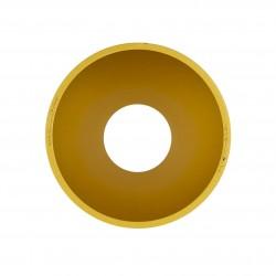 MAXlight GOLD PIERŚCIEŃ OZDOBNY do OPRAWY WPUSTOWEJ PAXO LED ZŁOTY RH0108 GOLD
