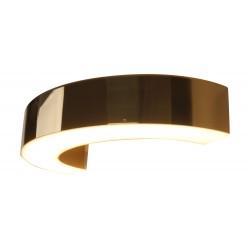 MAXlight Kinkiet Lotus LED 7W złoty W0276