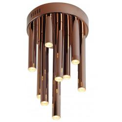 MAXlight Organic Copper Plafon 10x1W LED 600lm C0116