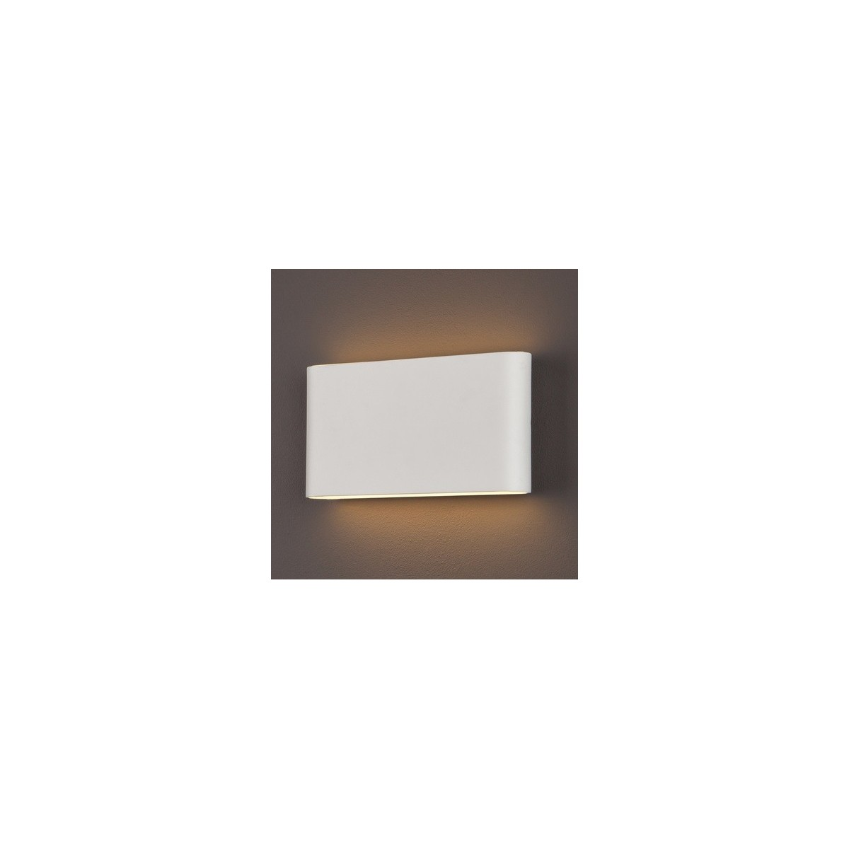 MAXlight Zone IP44 2x4W LED 626lm 3000K W0201