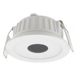 MAXlight Plazma 1xLED 3000K Oprawa Podtynkowa Biała IP54 H0089