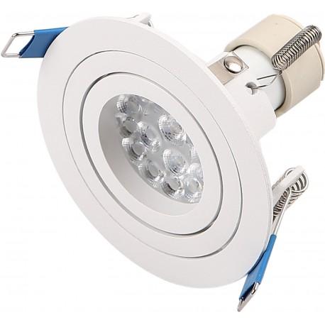 MAXlight Signal I 1xGU10 Oprawa Podtynkowa Biały H0084