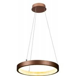 MAXlight Lampa WISZĄCA KARO 40cm 20W LED 3000K P0382