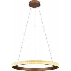 MAXlight Lampa WISZĄCA KARO 60cm 30W LED 3000K P0383