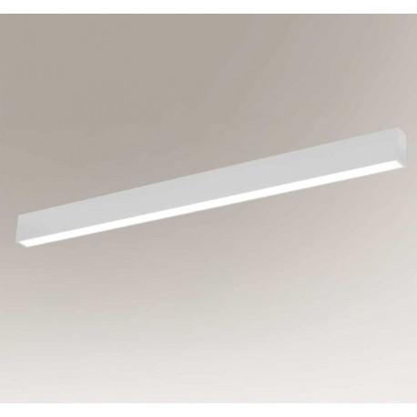 Shilo NUMATA LED 16W 2800lm biały natynkowa 1963