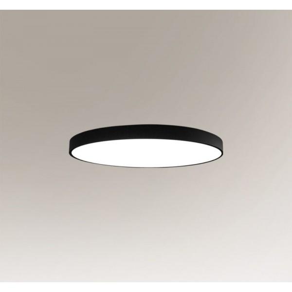 Shilo NUNGO LED 11W 1056lm czarny natynkowa 6000