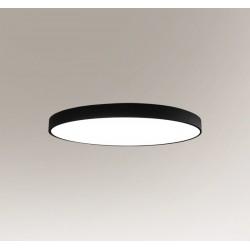 Shilo NUNGO LED 24W 2244lm czarny natynkowa 6002