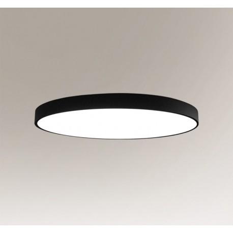 Shilo NUNGO LED 55W 5082lm czarny natynkowa 6006