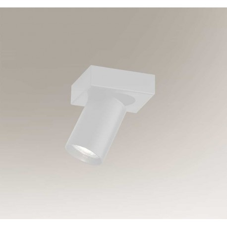 Shilo TARUMI 1xGU10 biały reflektor 7971