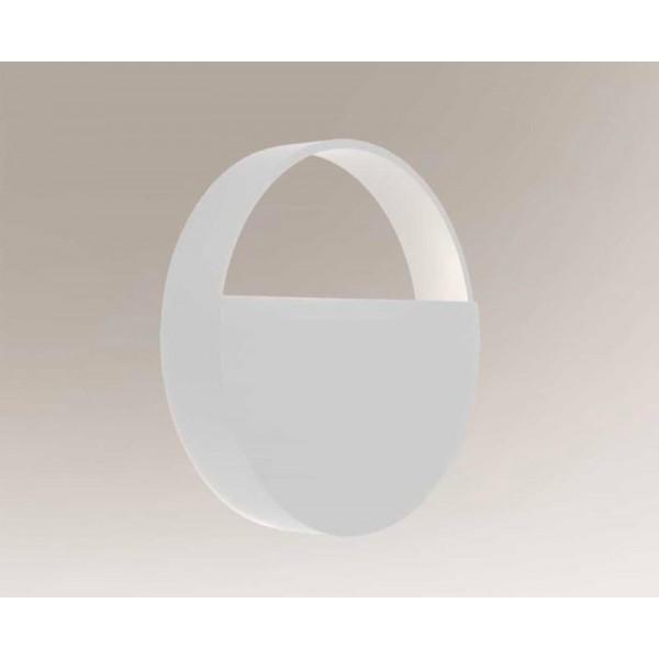 Shilo OMONO LED 6W 600lm CRI90 biały kinkiet 7917