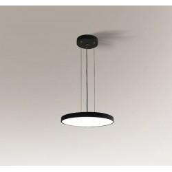 Shilo NUNGO LED 24W 2244lm czarny wisząca 6016