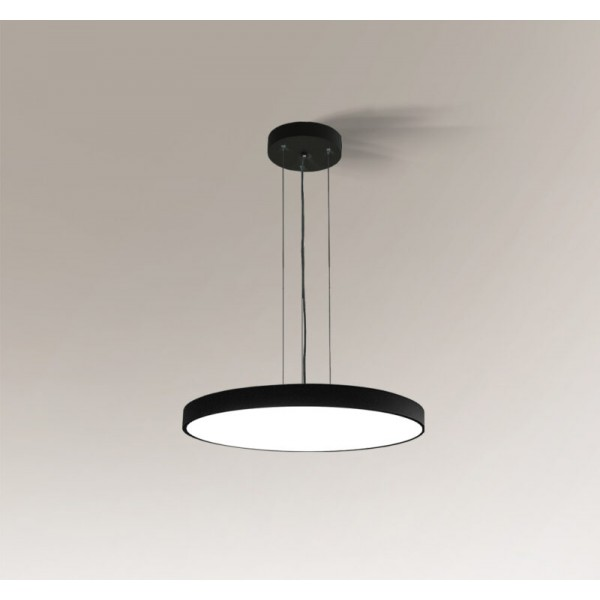 Shilo NUNGO LED 39W 3630lm czarny wisząca 6014