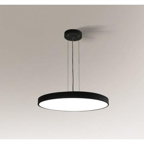 Shilo NUNGO LED 55W 5082lm czarny wisząca 6012