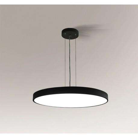 Shilo NUNGO LED 82W 7590lm czarny wisząca 6010