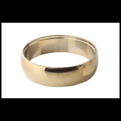 Azzardo ADAMO RING GOLD Ring Dekoracyjny do Oprawy Złoty AZ1486