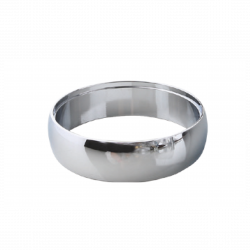 AZzardo ADAMO RING AZ1485 CHROME