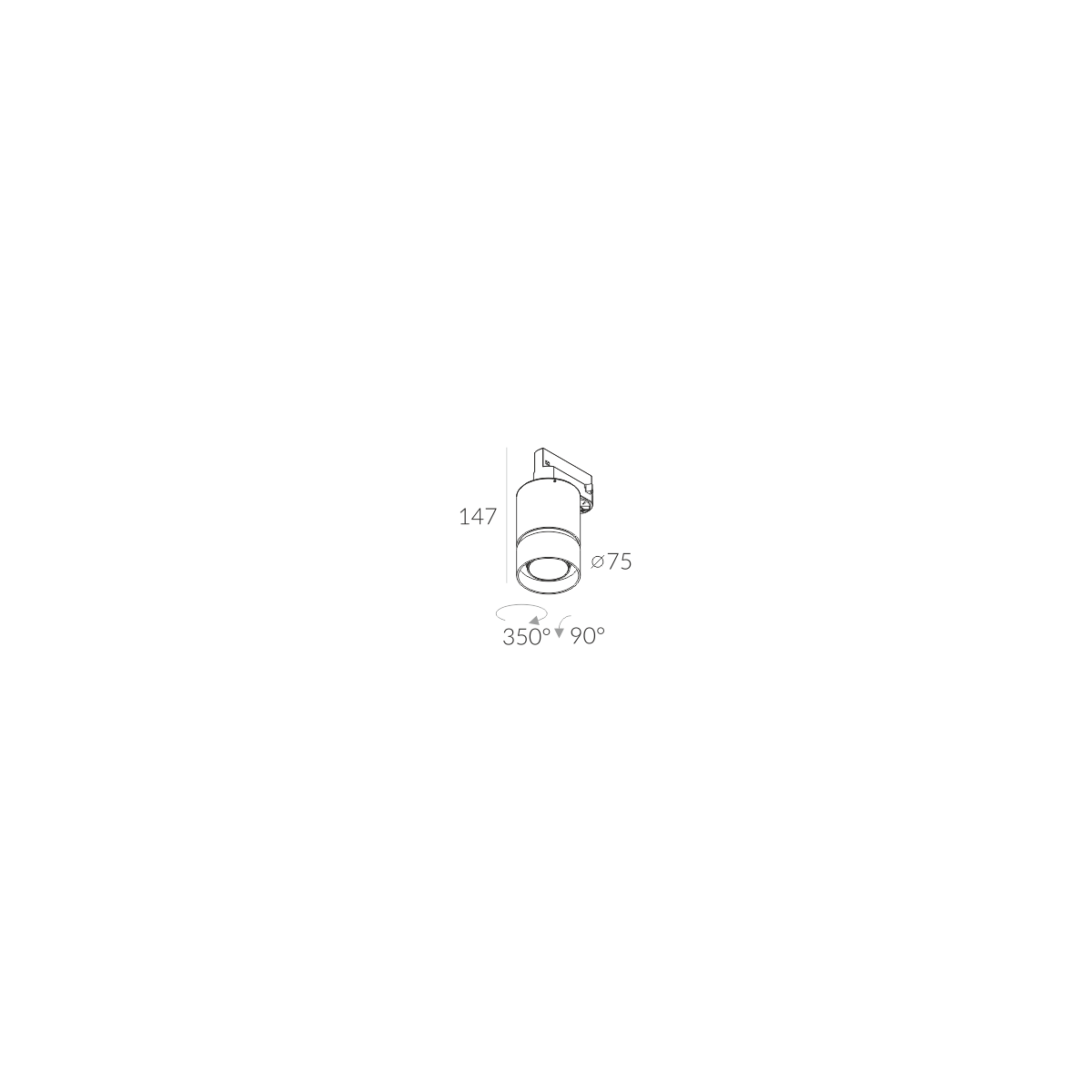 Labra GEIT MINI Adaptor 3F Reflektor
