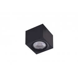 Azzardo ECO ALEX v.2 BK 1xES111 230V Natynkowa Czarny AZ4317