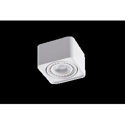 Azzardo PAOLA 1 230V WH 1xES111 Natynkowa Wychylna Biały AZ4128