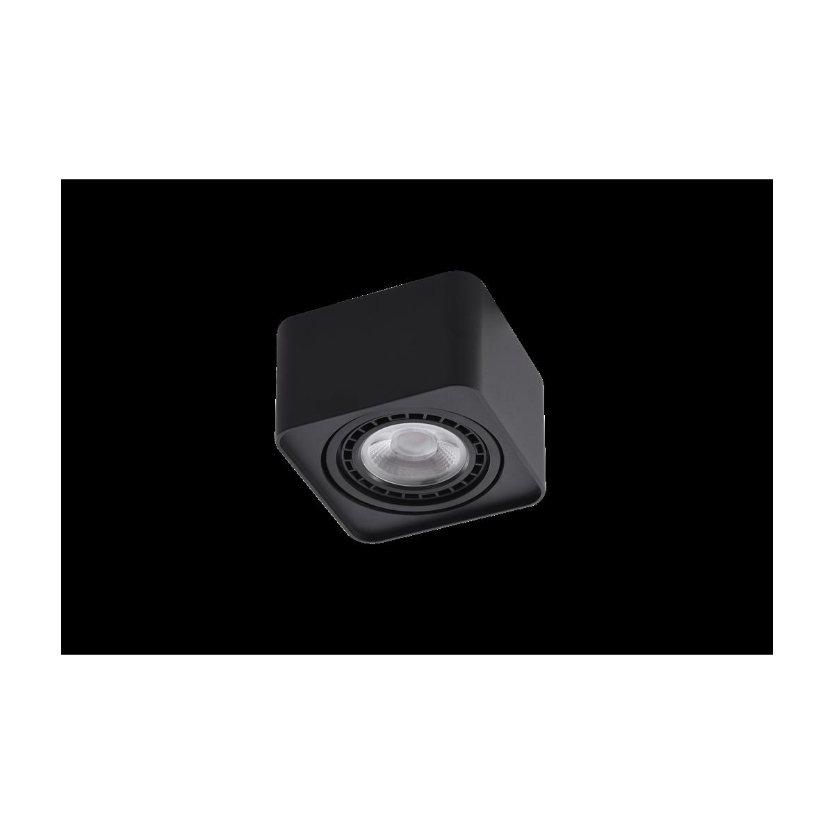 Azzardo PAOLA 1 230V BK 1xES111 Natynkowa Wychylna Czarny AZ4130