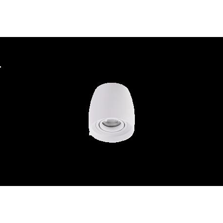 Azzardo ROTONDO WH 1xGU10 Natynkowa Wychylna Biały AZ4207