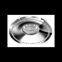 AZzardo SIMON R Chrom/Aluminium NC1767R-CH Wpust