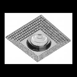 AZzardo PIRAMIDE XL Chrom NC1673SQ-CH Wpust