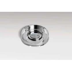 Azzardo VEKTOR ROUND 1xGU10 Wpuszczana Przeźroczysty AZ1494