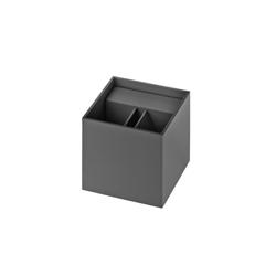 Azzardo GAMBINO DGR 1xLED Ścienna Ciemny Szary IP54 AZ0957
