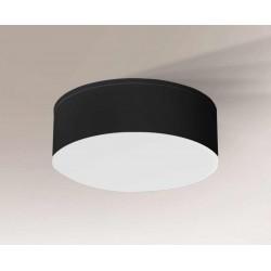 Shilo TOTTORI IL LED 10W 1200lm CRI90 czarny natynkowa 1235