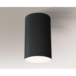 Shilo ARAO 1xGX53 czarny natynkowa 1178