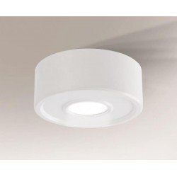 Shilo ENA IL LED 10W 1200lm CRI90 biały natynkowa 7204