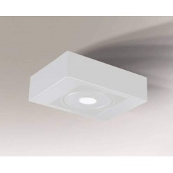 Shilo KOGA IL LED 10W 1200lm CRI90 biały natynkowa 7198