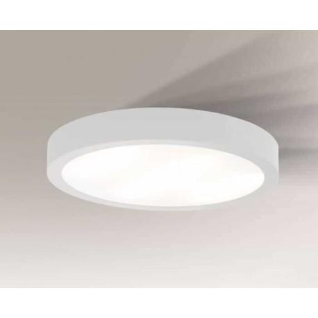 Shilo NOMI LED 16W 1452lm biały natynkowa 7173