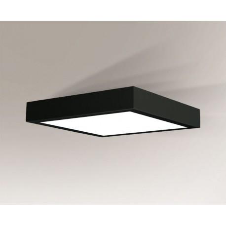 Shilo NOMI LED 23W 2112lm czarny natynkowa 1151
