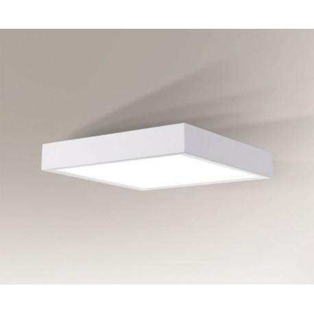 Shilo NOMI LED 23W 2112lm biały natynkowa 7175